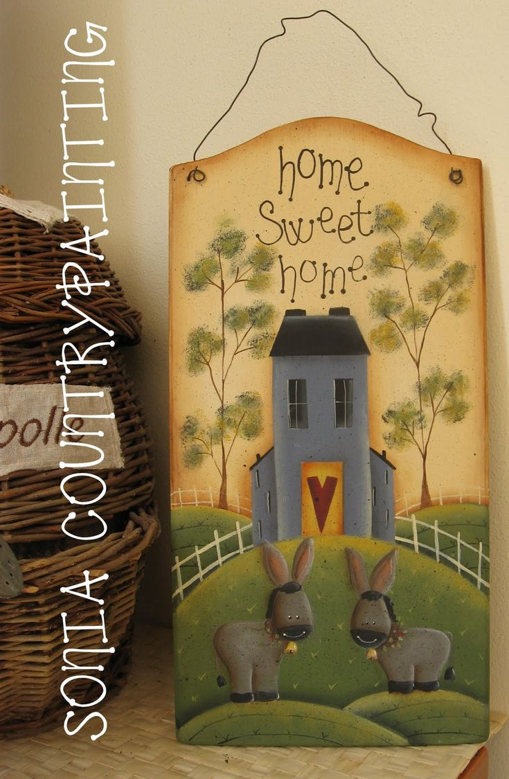 Sonia Countrypainting e Torta di Mele: COUNTRYPAINTING BY ME