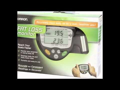 Omron Body Fat Loss Monitor model HBF-306C