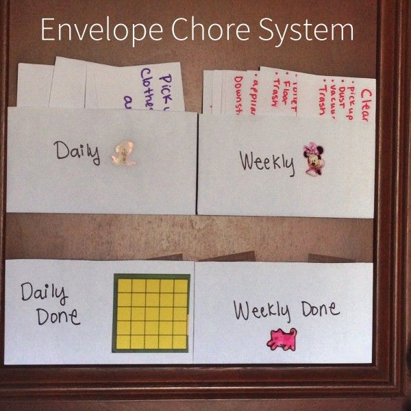 153 Best Images About Creative Chore Charts On Pinterest