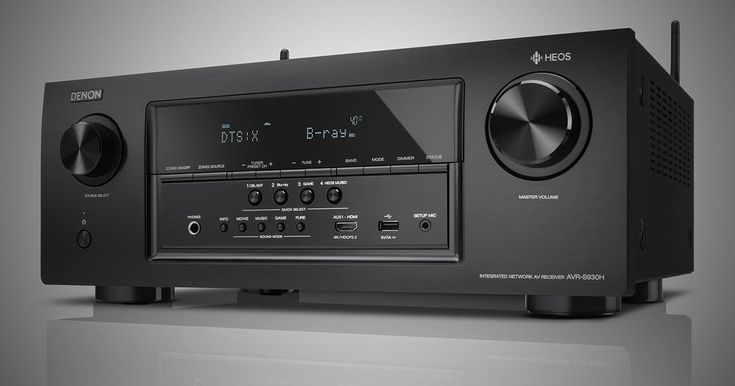 Sound upgrade: Receivers from Denon and Marantz are first to offer DTS Virtual:X