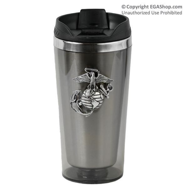 Oz Stainless Steel Drinking Glass