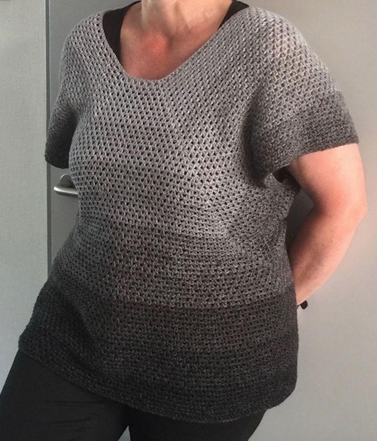 Kijk wat ik gevonden heb op Freubelweb.nl; een gratis haakpatroon van Jellina Creations om een trui te maken https://www.freubelweb.nl/freubel-zelf/gratis-haakpatroon-trui-2/