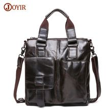 Joyir Brand Mens Office Bags For Men Genuine Leather Briefcase Style Handbags Shoulder Laptop Bags Business Man Briefcase B259A //Price: $US $57.84 & FREE Shipping //   #mensfashion #leatherjacket #menjeans #menscarves #menshirts #menblazers