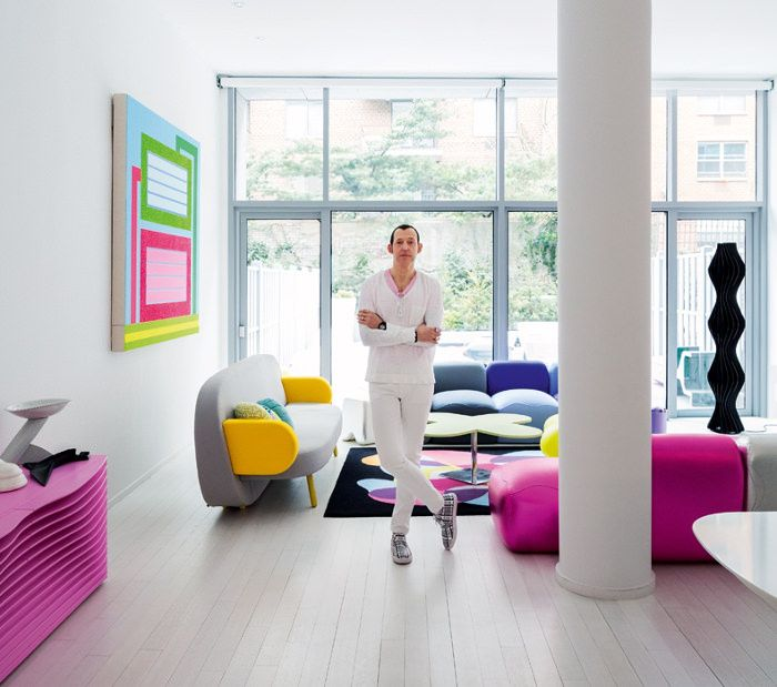 Interview : Karim Rashid pop designer - Blog Esprit Design
