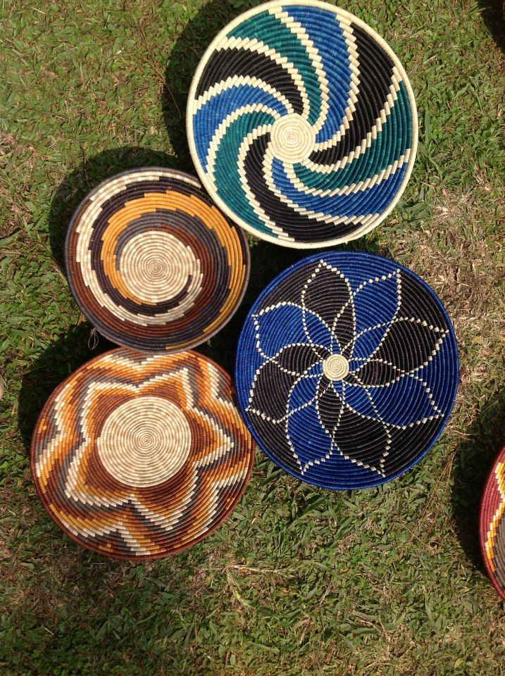 We source over 50,000 products from the Rwenzori region every year including these patterned, multi-coloured #plates. This has helped us provide the local communities with 20 classrooms, 3,000 text books, libraries, solar lamps and orchards For more information on #TKMaxx's #charity work with the Rwenzori project in#Uganda click the image.