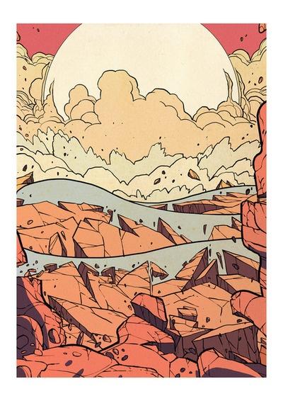 landscapes-by Hugo Moreno
