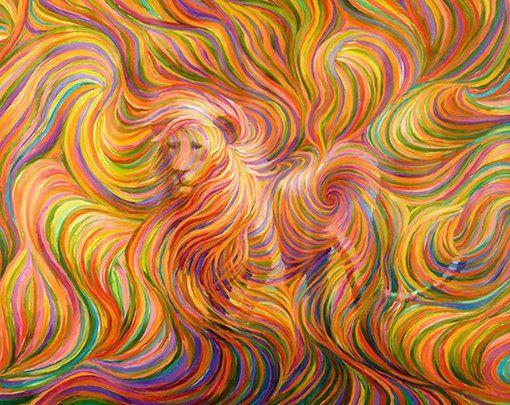 Картины животных от художника Julia Watkins