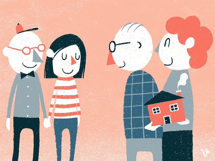 As housing prices climb, family members are being forced to help with the purchase.