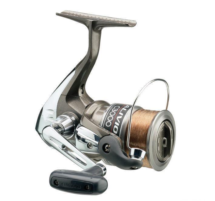 [SHIMANO] 12 ALIVIO Spinning Fishing Reel 2000 #Shimano