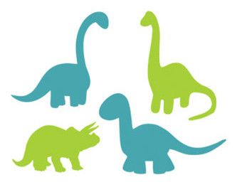 baby dinosaurs kids svg dxf file instant download silhouette cameo cricut clip art