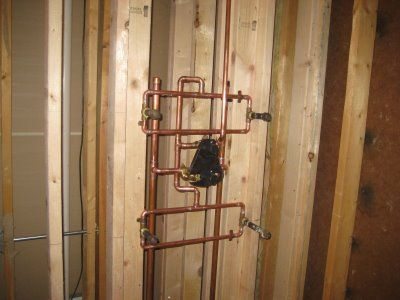 How To Plumb For Seperate Body Jets My Plumbing Skills