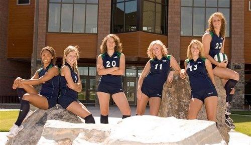 senior+volleyball+pictures   Kayla Smart, Ali Armstrong, Lindsea Vaudt, Jolee Kampf, Kadie Latimer ...