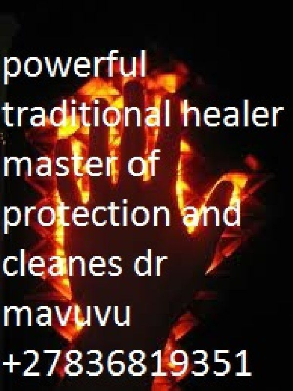 African Powerful Traditional Healer Spiritual Voodoo spell caster dr mavuvu +27836819351 Picture