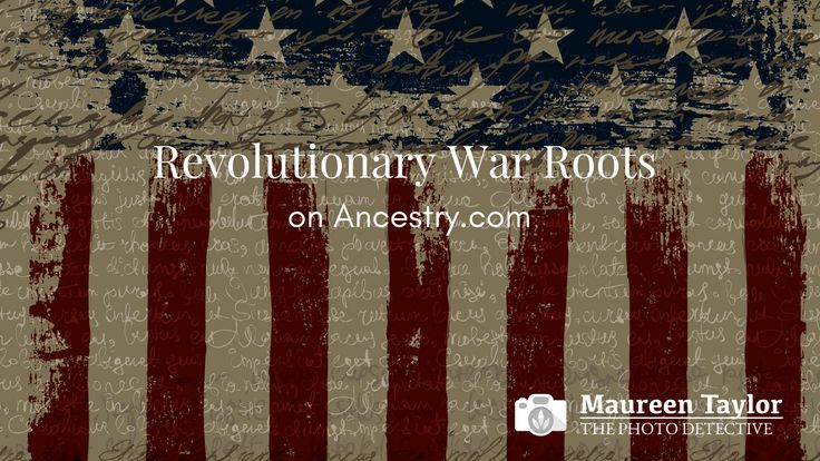 About 6 in 10 of us have a family member who lived during that period of American history while only 1 in 40 have ancestors that participated in the war. Finding the documentation for those war-time ancestors is easier than you might think. Take a look at the Ancestry.com military records page for the Revolutionary …