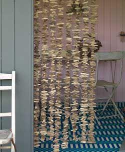 DRIFTWOOD: Beaches Fun, Driftwood Garlands Lov, Driftwood Curtains Lov, Beaches Treasure, Driftwood Crafts, Neat Ideas, Gardens Crafts, Artsycrafti Ideas, Driftwood Sculpture