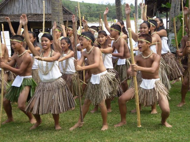 People From Guam Tao Tao Tano People of the Land Guam