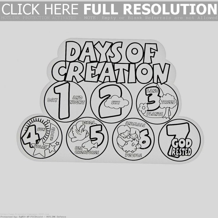 adult Days Of Creation Coloring Pages Jpgcoloring pages for creation