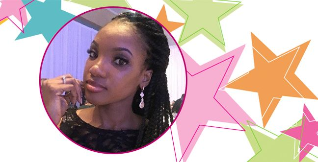 Read Ieshia Scott's story about living with HIV and what she's learned about relationships and self-love. #NWGHAAD #BestDefense