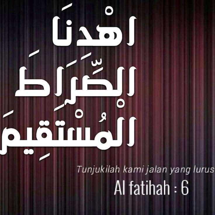 Al fathihah 6