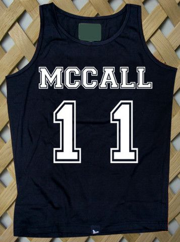 Mcall 11 Tanktop #tanktop #tank #top #tanks #tops #clothing #cloth #topsandtee