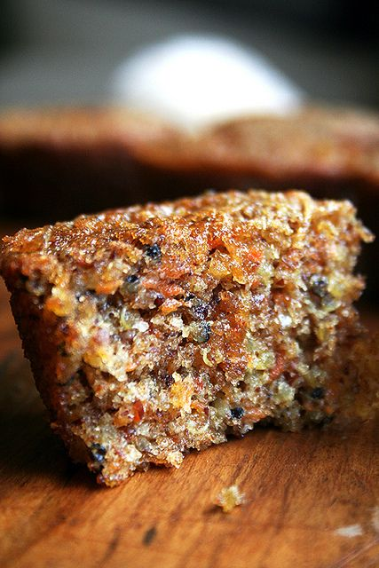 Quinoa and Carrot Muffins by alexandracooks @Alexandra Stafford