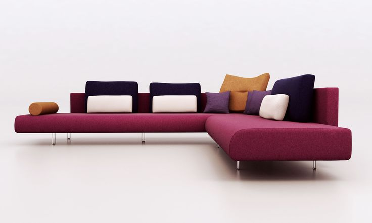 DUNA Componible SOFA . Diseño Juan Pablo Roca by Misura