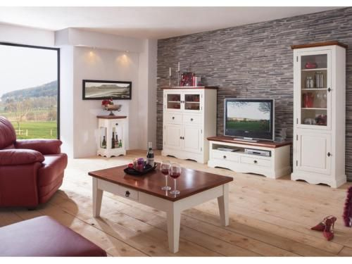 Landhaus Wohnzimmer Gebraucht Couchtisch Beistelltisch