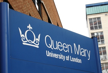 Queen Mary University London  http://www.qmul.ac.uk/