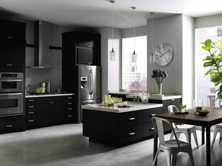 good Martha Stewart Kitchen Design #9: Martha Stewart Kitchen: Perry Street in Silhouette | Marthau0027s Brightest  Ideas | Pinterest | Martha stewart, Colors and The ou0027jays