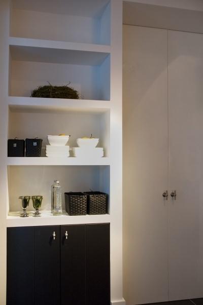 Nice shelf - RhijnArt Keukens
