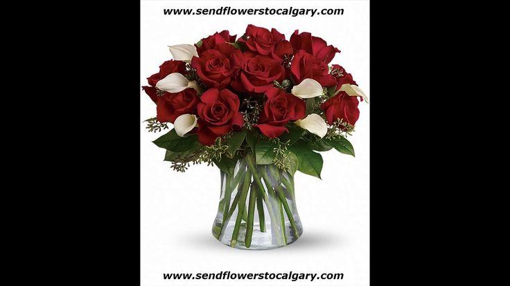 Envoyer des fleurs de Trois Rivières Québec à Calgary en Alberta https://calgaryflowersdelivery.com | http://sendflowerstocalgary.com #EnvoyerDesFleursÀCalgary #SendFlowersToCalgary #FlowersInCalgary #calgary_flowers