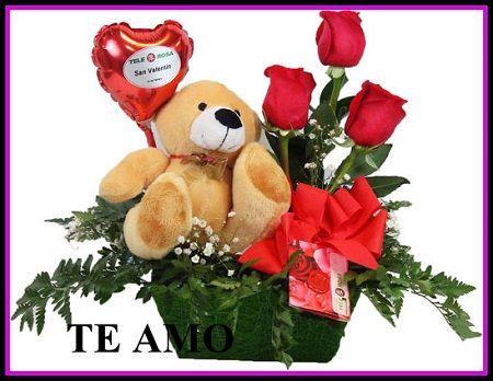 Flores Para El Día De San Valentín Para Conquistar | Frases Lindas Para Mi Novia