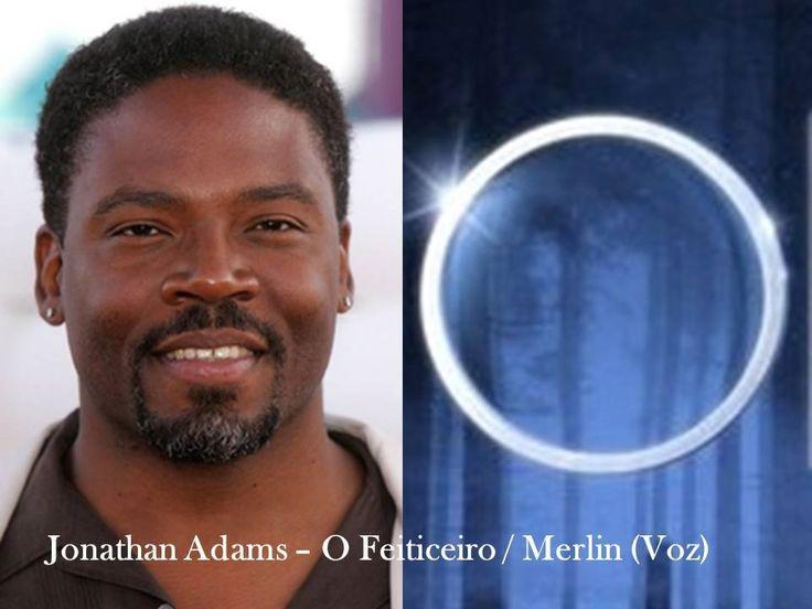JOnathan Adams - Feiticeiro Merlim (A Voz)