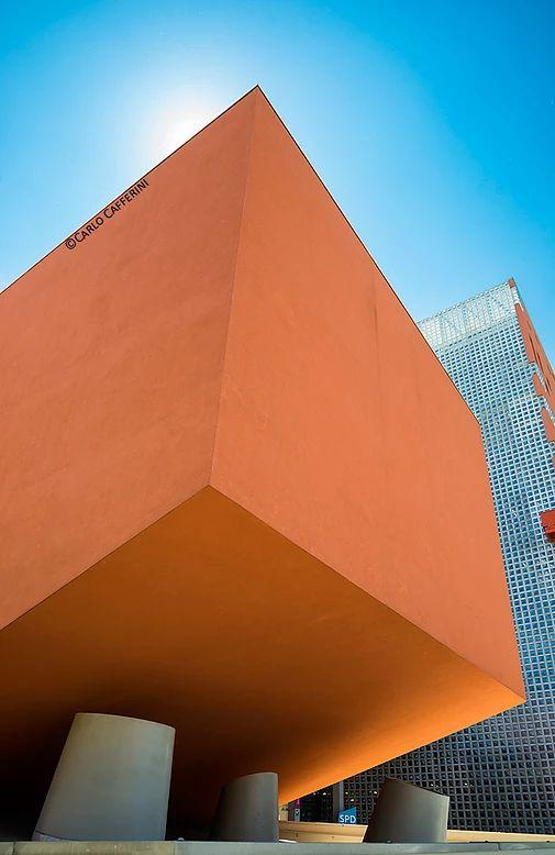 IULM building by 5+1AA Studio Milano Romolo Italy