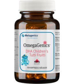 OmegaGenics - DHA children
