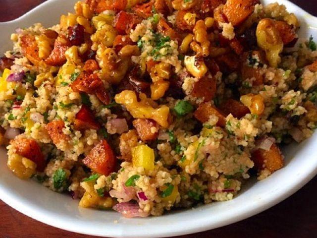Couscous salad | my recipe