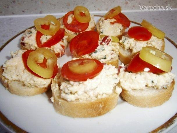 Nátierka z Nivy (fotorecept) - Recept