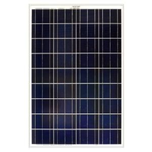 Grape Solar, 100-Watt Polycrystalline Solar Panel for RV's, Boats and 12-Volt Systems, GS-Star-100W at The Home Depot - Mobile