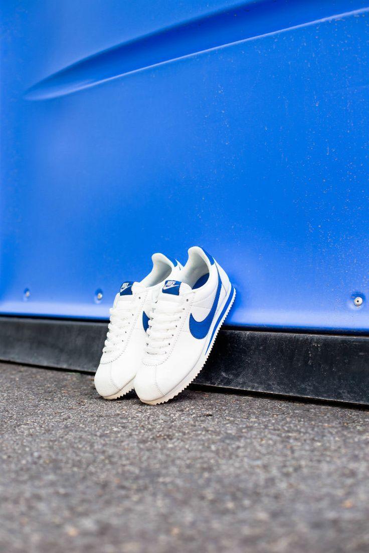 Nike Cortez Classic Blue Jay-1