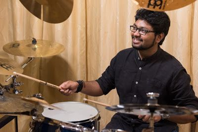 Latest Images of 2109 Drum Beats In Just 60 Seconds  A New Guinness Record By 19 Year Old Siddharth Nagarajan Hot Gallerywww.vijay2016.com