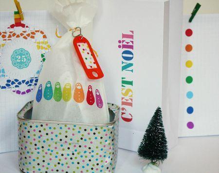 Paquets cadeaux #bricolage #cadeaux