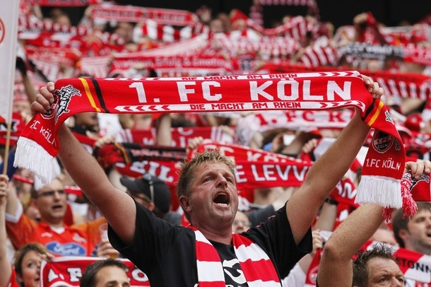 FC Koeln one of the better Soccer Clubs