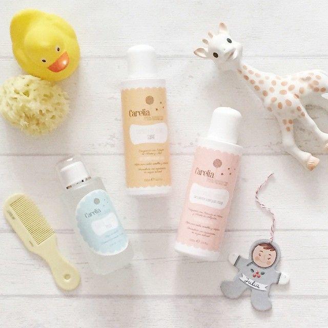 Carelia Petits Natural Care #naturalcosmetics #skincare #baby #kids #atopic www.carelia.es