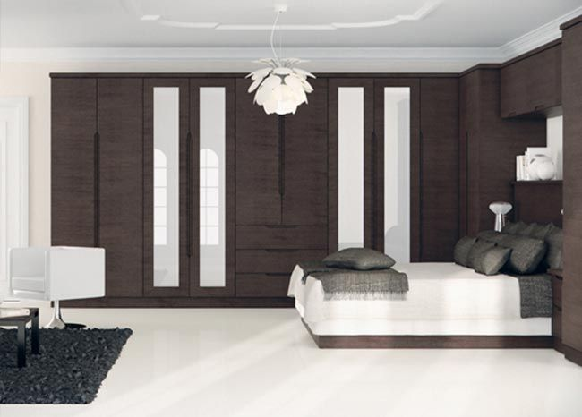 fitted bedroom wardrobes hyperion-furniture | builtin wardrobes