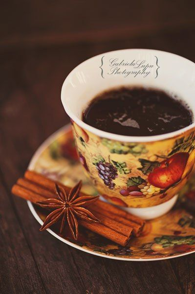 spicy coffee photography