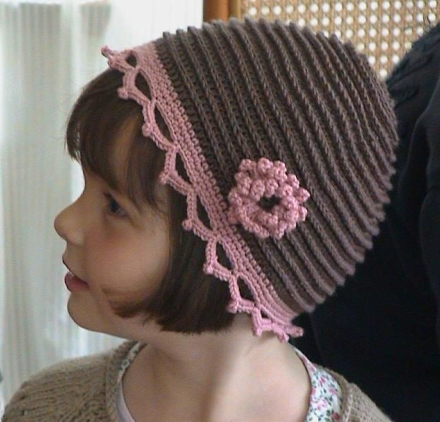 Crochet~ Fall Hat - Free Pattern
