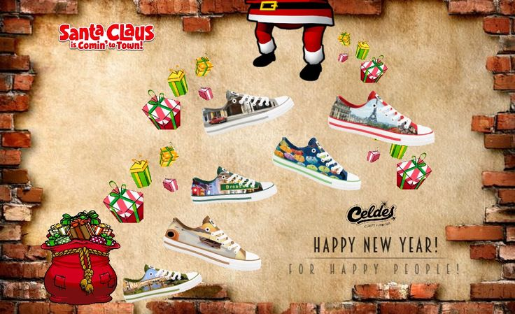 For those who are waiting...Santa Claus is coming to town!  Send your letter here: www.celdes.com #ExploreCeldes #Celdes #CeldesAllAround #Worldwide #2017coming #NewYear