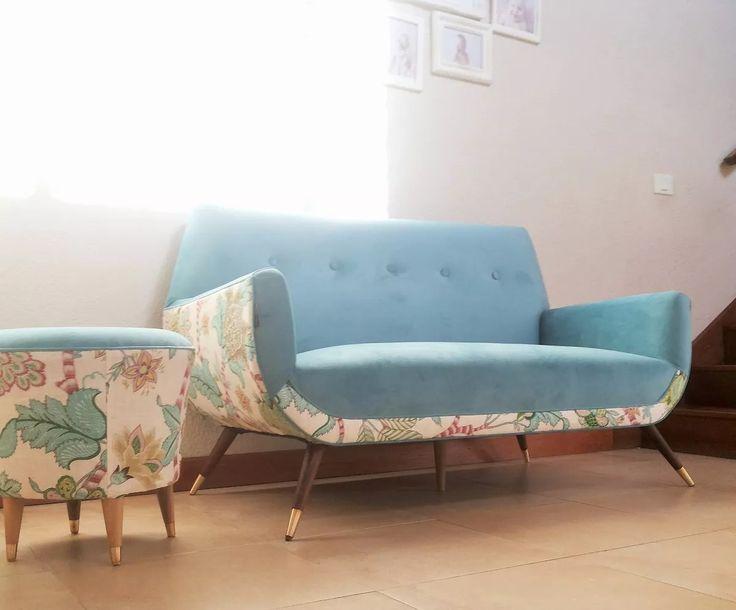 Sillon Gondola Retro Vintage - $ 9.900,00 en Mercado Libre