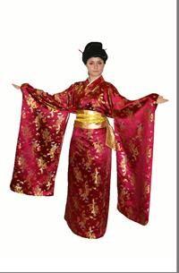 Прокат костюма гейши в спб