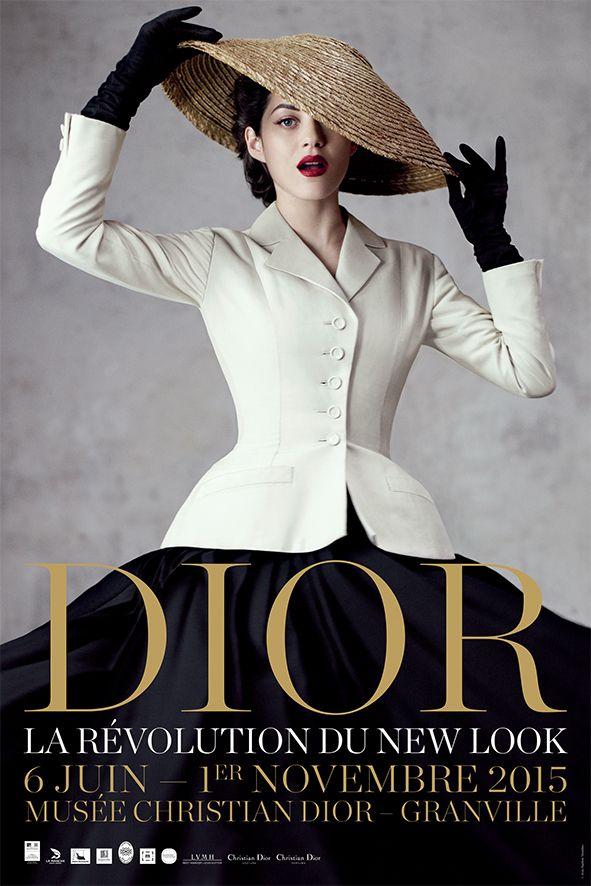 Dior, la révolution du New Look                                                                                                                                                                                 Plus